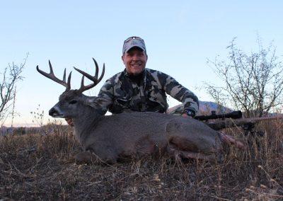Hunt - Mac Plymale coues deer