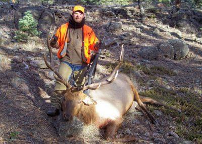 Hunt - Troy's Elk 06