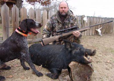 Hunt - hog hunt 2013 076